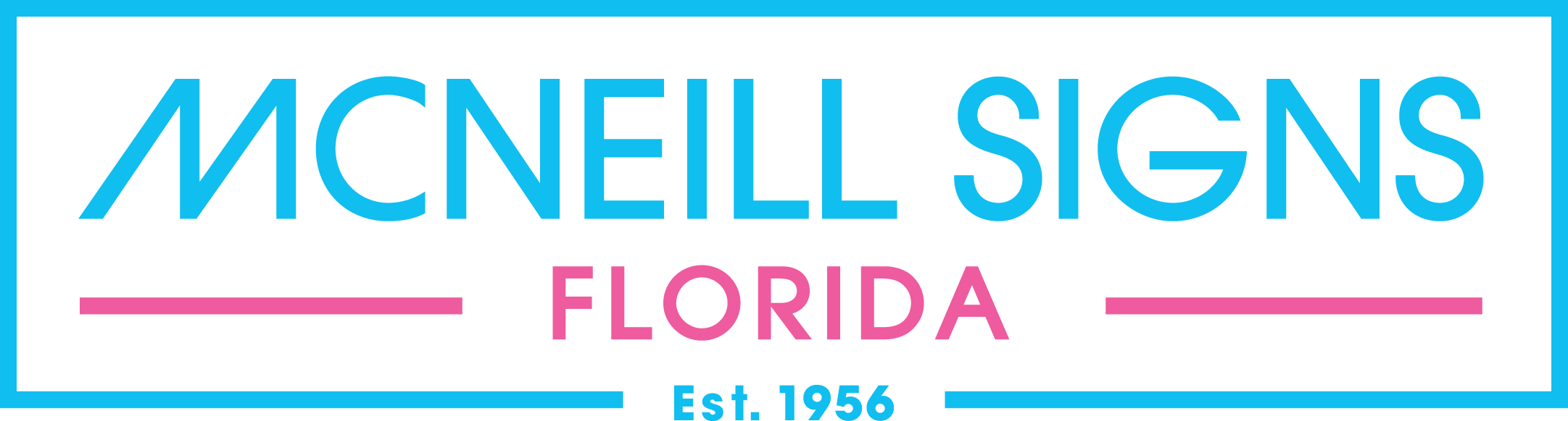 McNeill Signs FL Logo